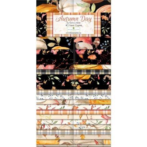 2 1/2 Strips - Autumn Day - Wilmington Prints