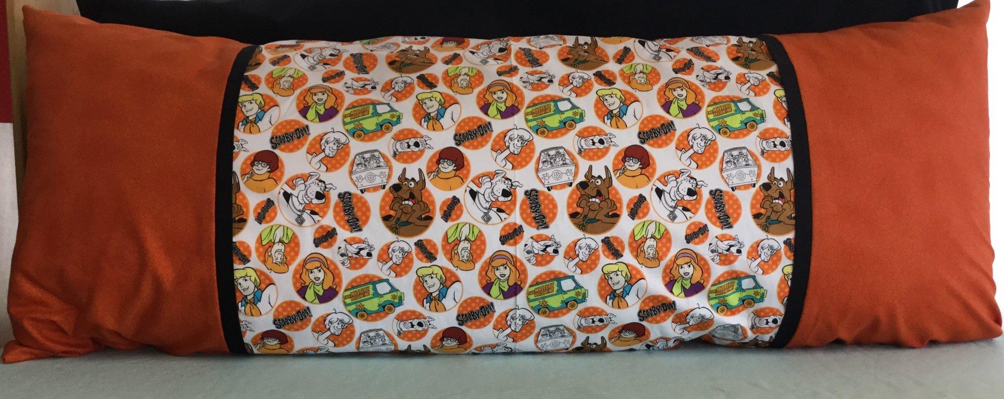 Body Pillowcase Kit-Scooby