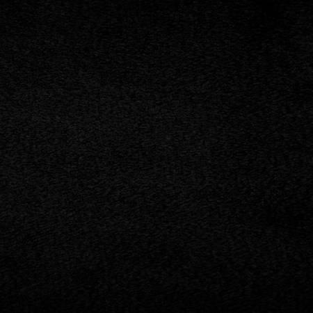 Cuddle Solid - Black 90