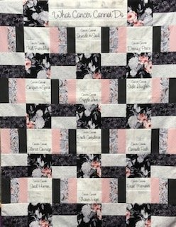 Florella-Cancer Quilt Kit
