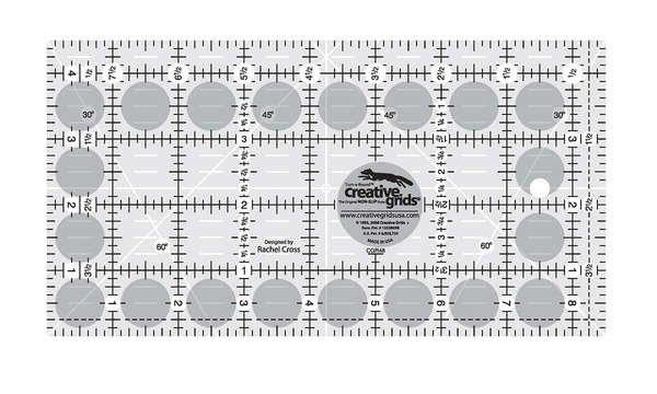 Creative Grid-4 1/2 x 8 1/2 Ruler