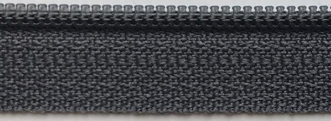 22 Zipper - Charcoal #709