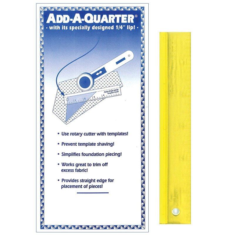 Add A Quarter Ruler-6 Inch