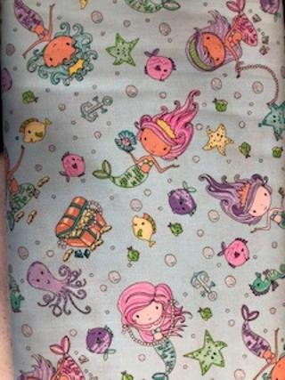 Mermaids and Sea Creatures CM3878