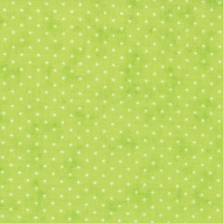 Moda Essential Dots 8654/109 Lime