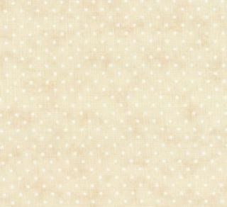 Moda Essential Dots 8654/11 -Eggshell