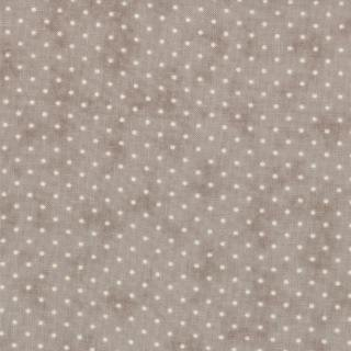 Moda Essential Dots 8654/112-Stone