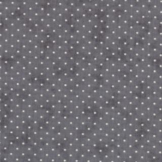 Moda Essential Dots 8654/122 Graphite