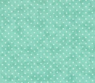 Moda Essential Dots-Aqua 8654/22