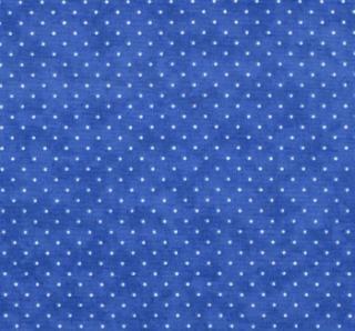 Moda Essential Dots 8654/30-Royal Blue
