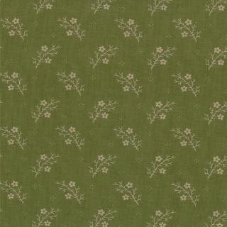 Floral Gatherings108 Inch Wide- Olive 11089/12