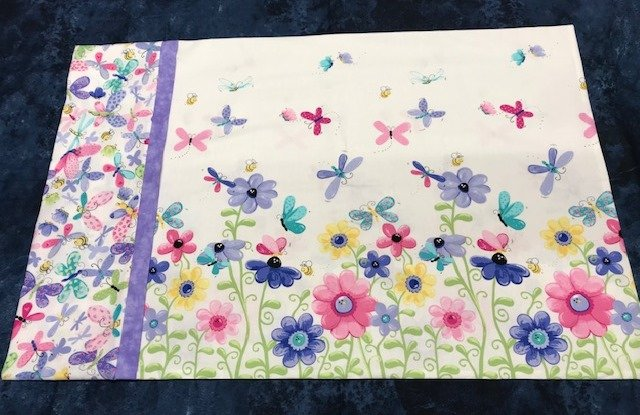 Pillowcase Kit-Flutter