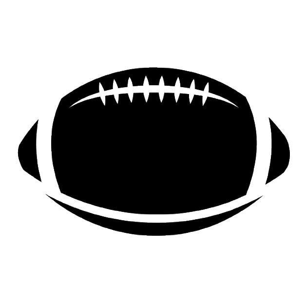 Fabric Medallion-Football