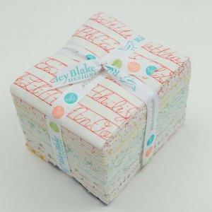 Fat Quarter Bundle-Basics Lori Holt Backgrounds Light