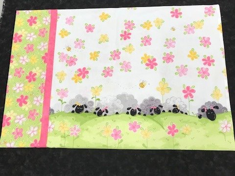 Pillowcase Kit-Lamb