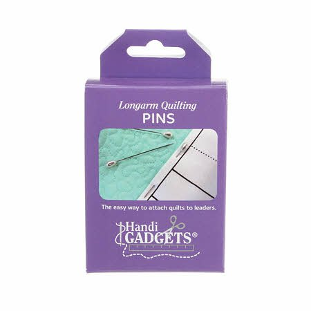 Longarm Quilting Pins