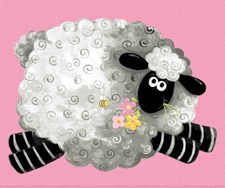 Pink Lal the Lamb-SB20200-520
