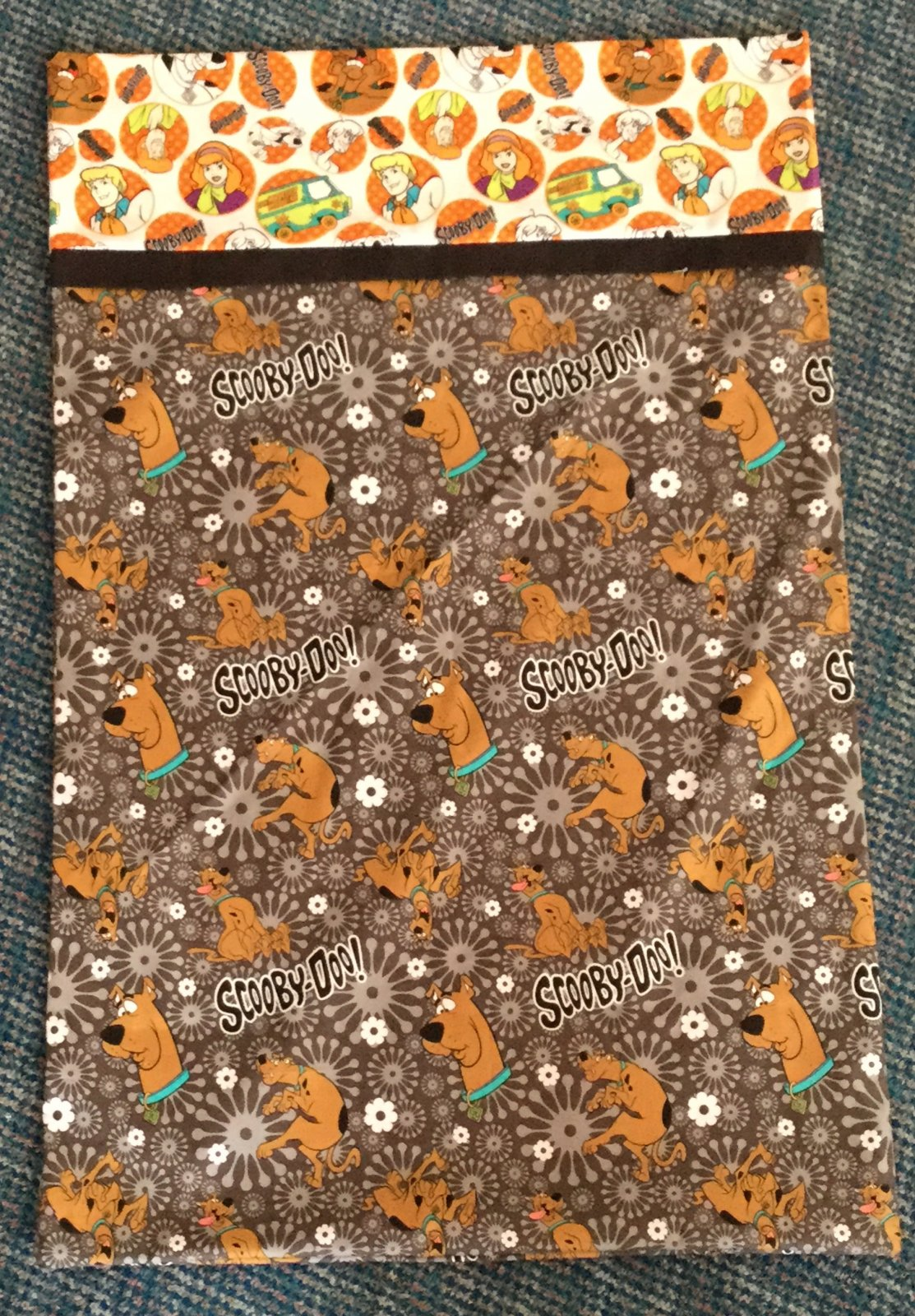 Pillowcase Kit-Scooby Doo