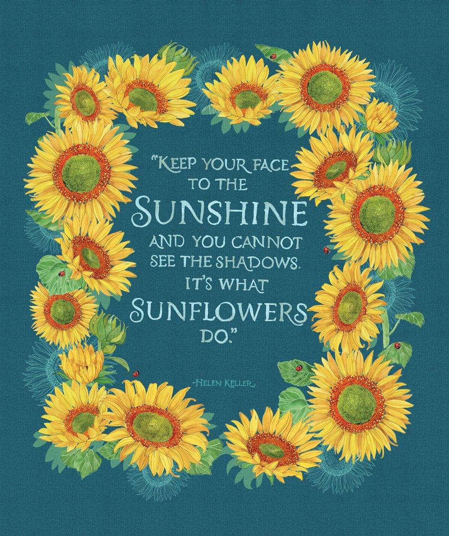 Solana Sunflower Panel