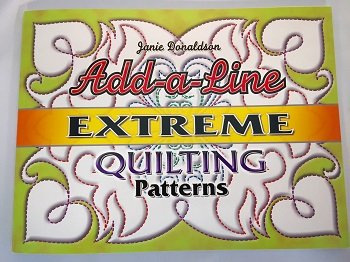 Add a Line - Extreme Quilting Patterns