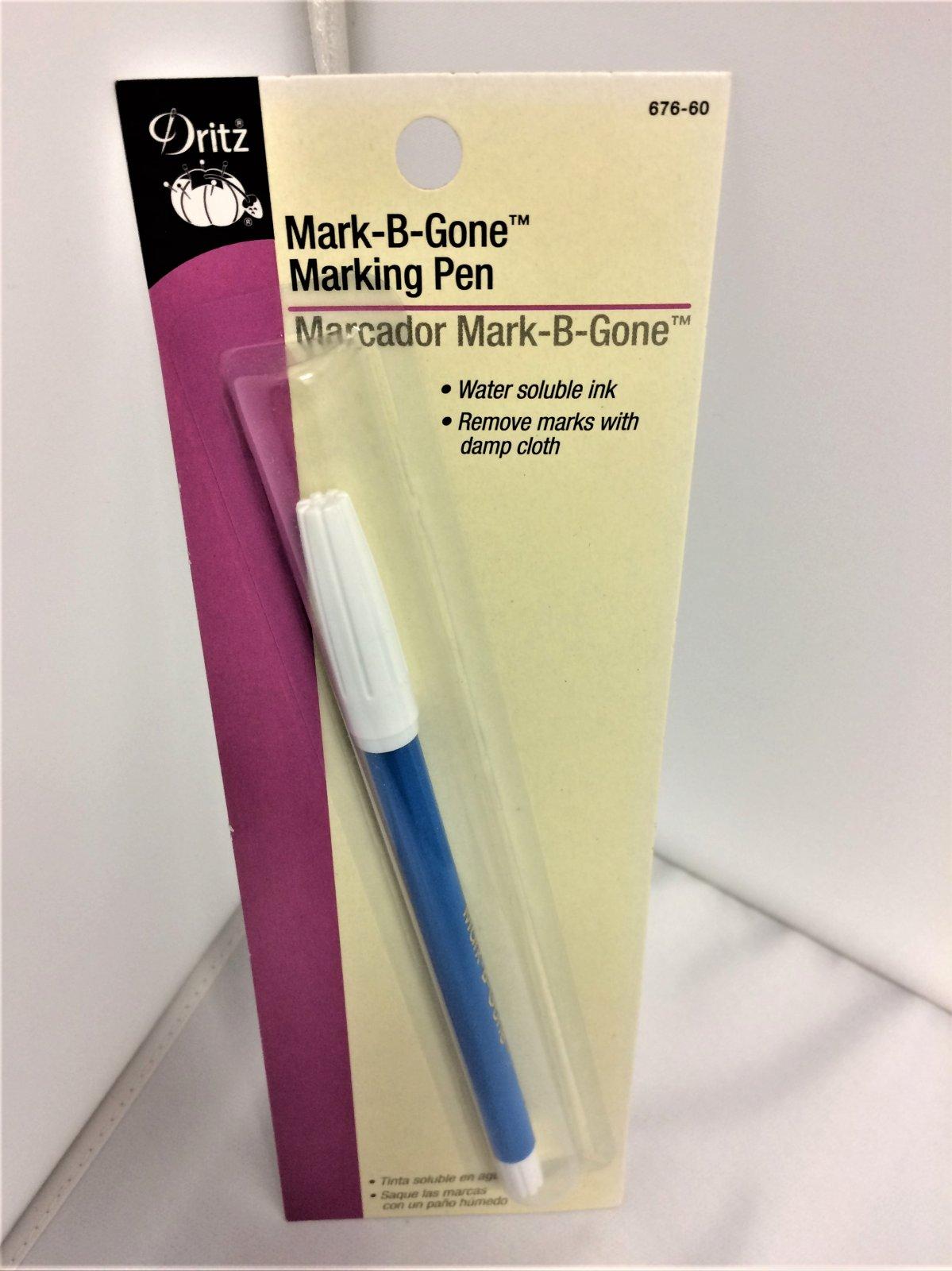 Mark B Gone Marking Pen - White Ink