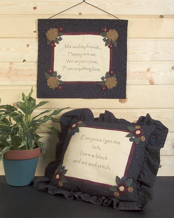 102 Quilters Pillow Talk