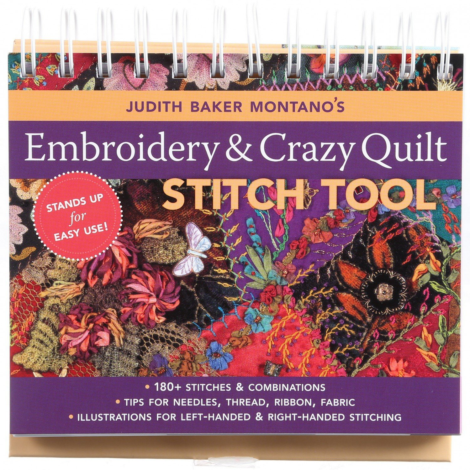 10644 Embroidery & Crazy Quilt Stitch Tool