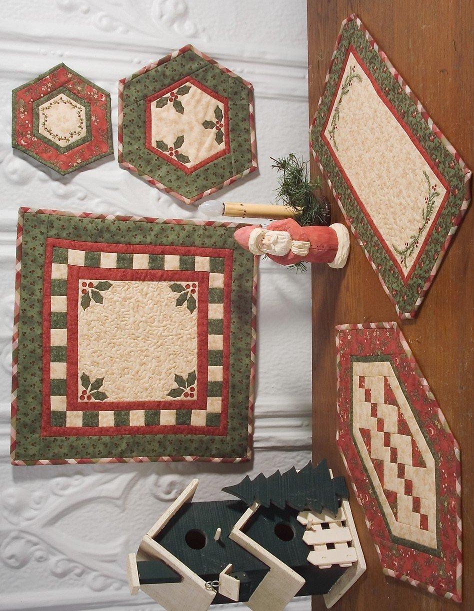 119 Christmas Table Charms