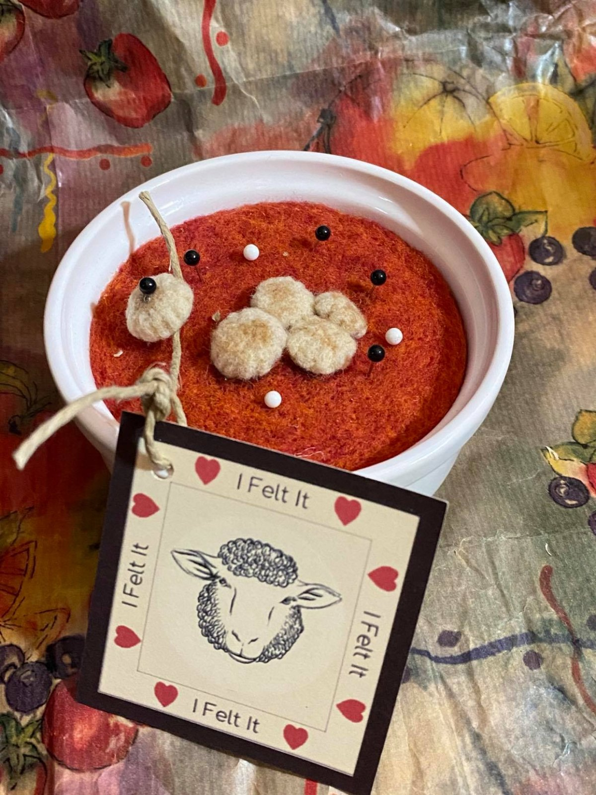 Tomato Soup/Crackers