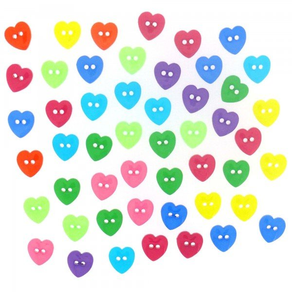 1791 Mini Simple Hearts