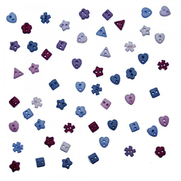 B2211 Sew Thru Shapes Roses