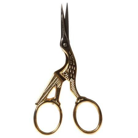 6362A Gold Stork Scissors