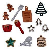 B2473 Christmas Cookies