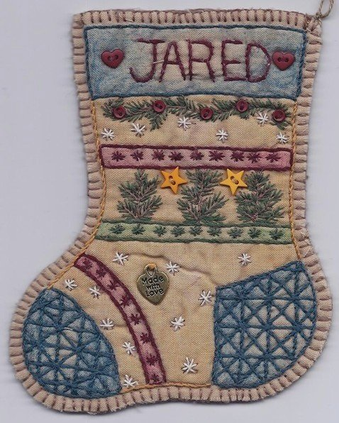 JS13 Jingle Sock Woodland
