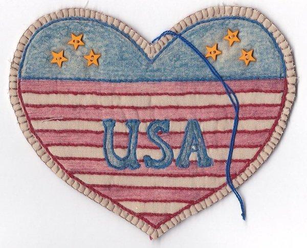 15 Vintage Patriotic USA