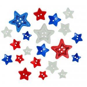 B0634 Stars! Buttons
