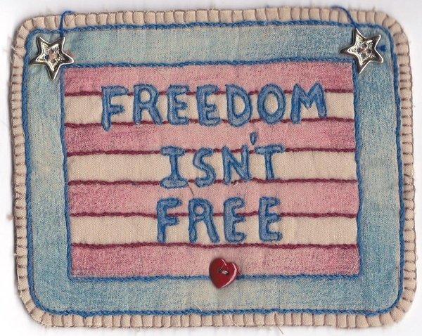 09 Vintage Patriotic Freedom