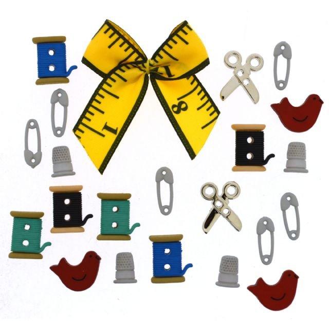 B9557 Sewing Box