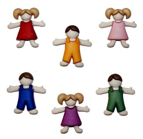 B5422 Kids Buttons