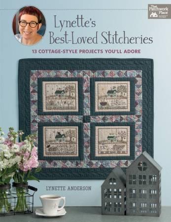 B1505 Lynettes Best Loved Stitcheries