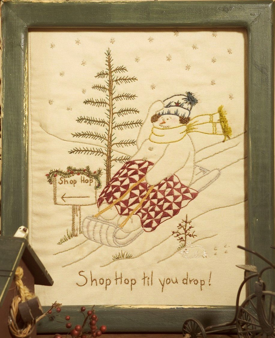 CDH307 Shop Hop Til You Drop PDF