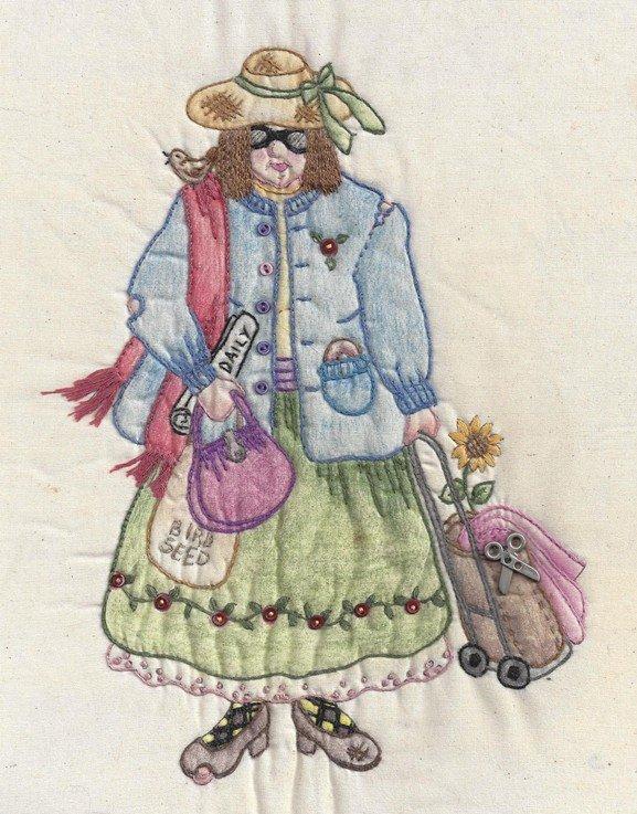 CDH321 Bag Lady Charlotte