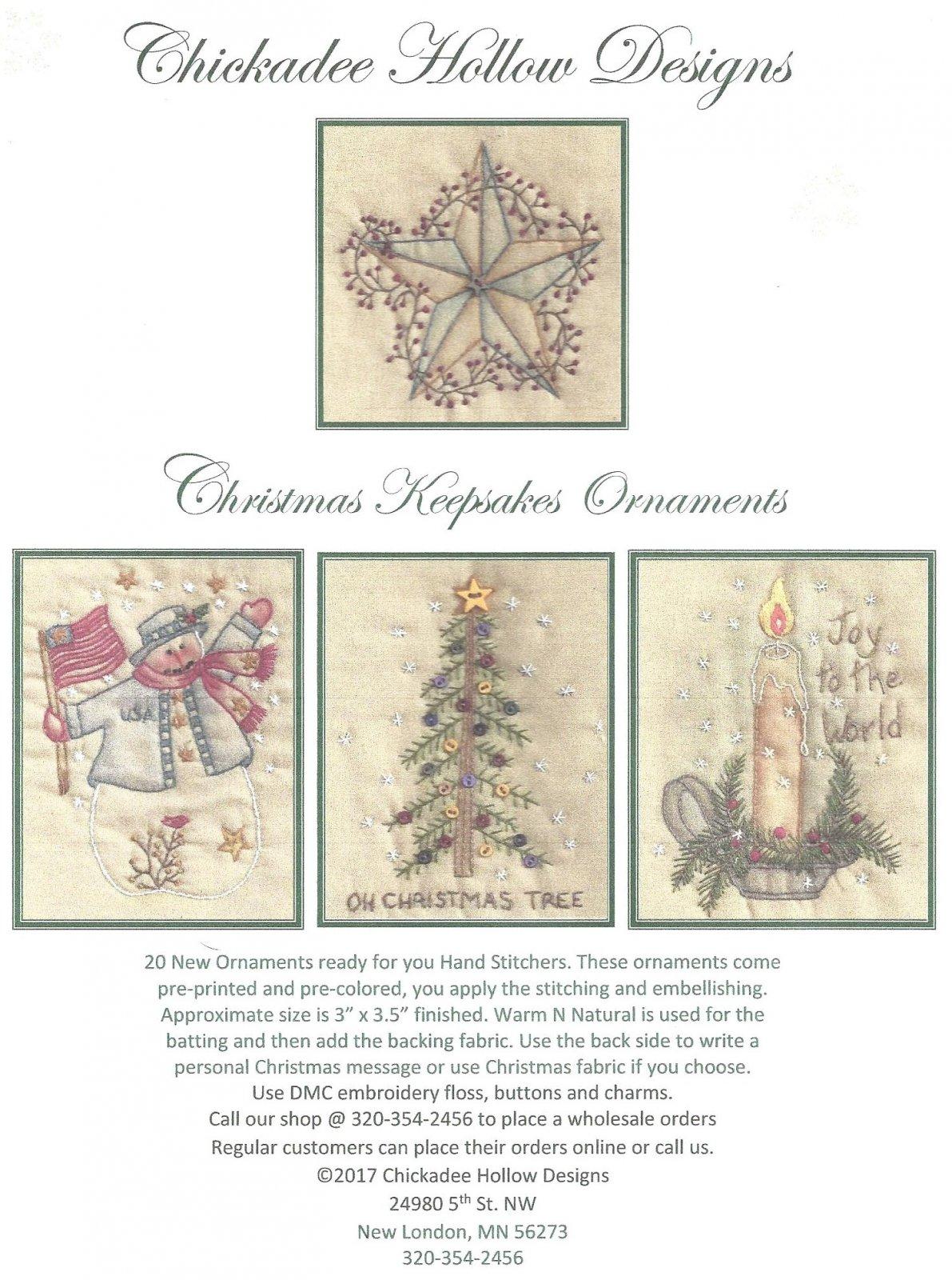 CK-22  Christmas Keepsakes Teadyed PDF