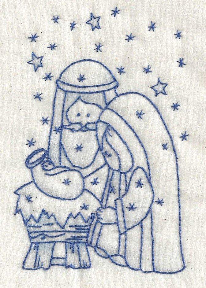CK01B Nativity