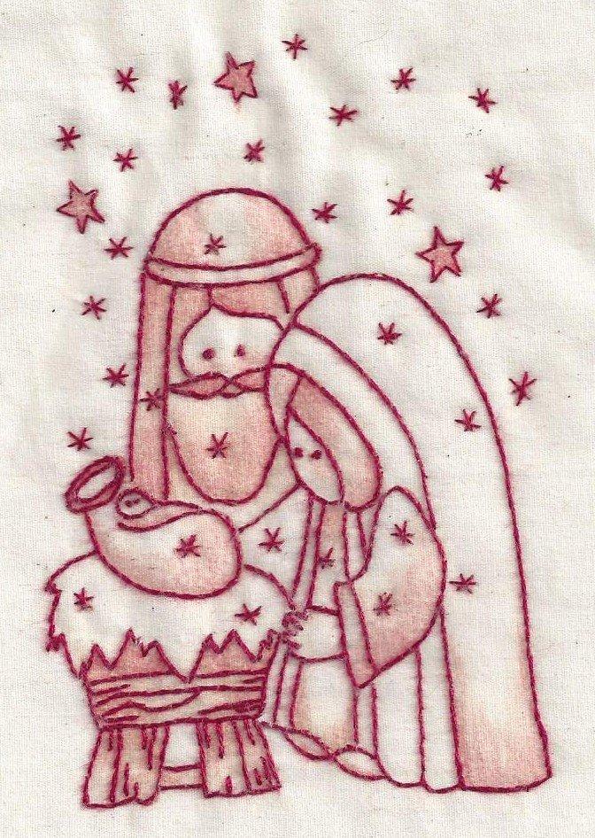 CK01R Nativity