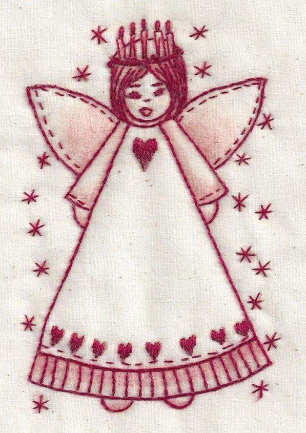CK04R Lucia Angel