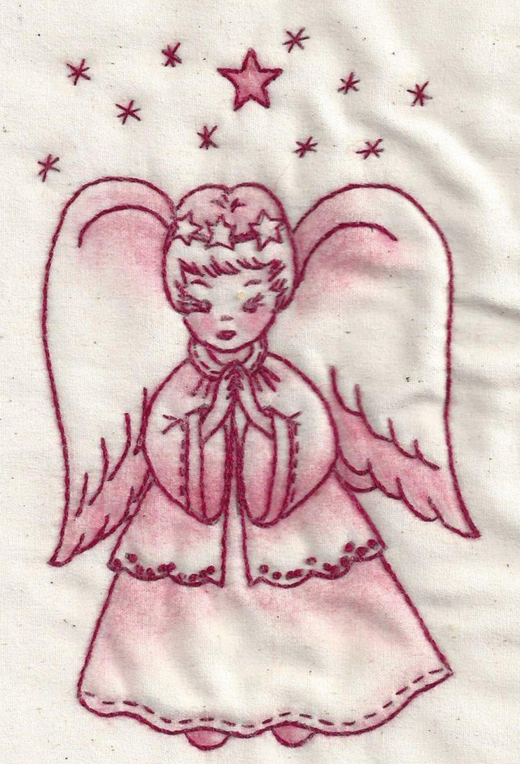 CK05R Believe Angel