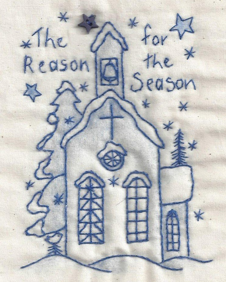 CK17B The Reason For The Season