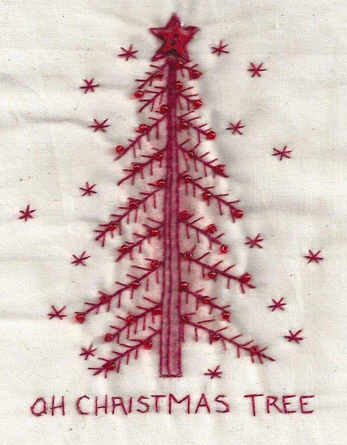CK02R Country Christmas Tree
