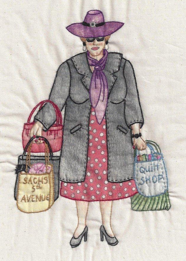 CDH327 Bag Lady Constance